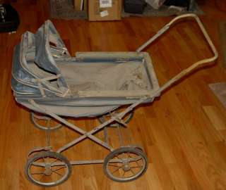 Antique Vintage Baby Stroller Baby Carriage Baby Buggy