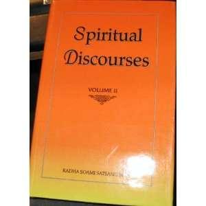 Spiritual Discourses : Volume Two (2) (II): Maharaj Charan