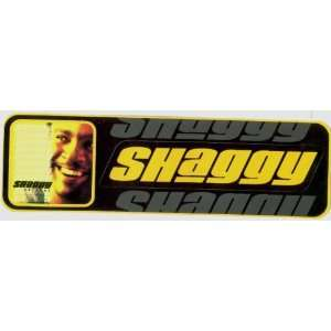 Shaggy Hot Shot [Sticker] Books