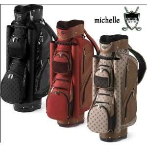 Cutler Michelle Womens Golf Bag (ColorBrown/Brown) Sports & Outdoors