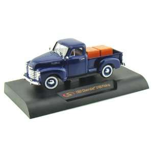 1951 Chevy 3100 Pickup Truck 1/32 Blue Toys & Games