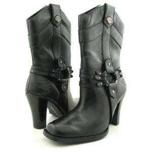 Harley Davidson Womens Simone Dress Boots