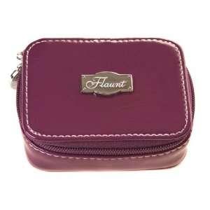 Solid Purple Pill Case Beauty