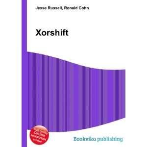 Xorshift Ronald Cohn Jesse Russell  Books