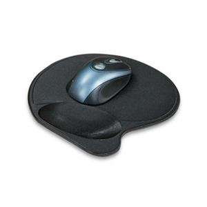 NEW wrist pillow mouse pad black (Input Devices): Office Products