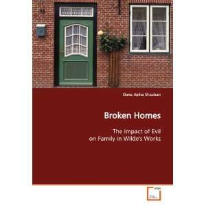 on Family in Wildes Works (9783639147223): Dana Aicha Shaaban: Books
