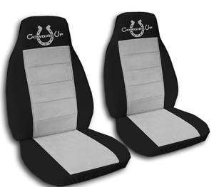 nice set of cowgirl up car seat covers choose colors