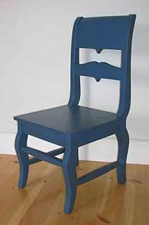 Capri CHAIR Cottage Country Style 30 Distressed Paints Old World Wood
