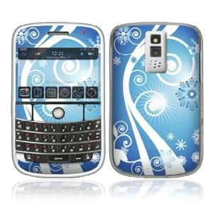 Crystal Breeze Decorative Skin Decal Cover Sticker for BlackBerry Bold