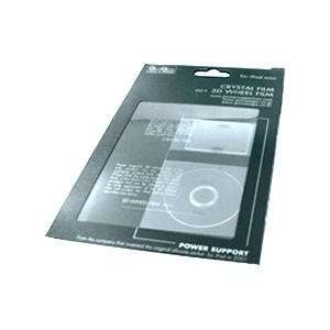 Powersupport MP 01 Crystal Film & 3D Wheel Film Set: MP3