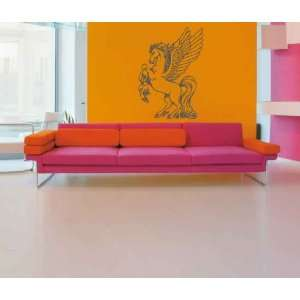 Pegasus Vinyl Wall Decal Sticker Graphic Mural