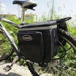 2011 New Cycling Bicycle Bag Bike rear seat bag pannier
