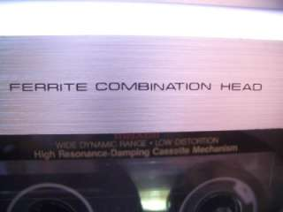 ESTATE* VINTAGE PIONEER CT F950 STEREO CASSETTE DECK >SeeOn YouTube