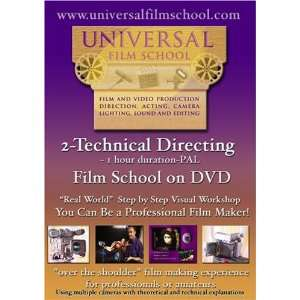 2 Technical Directing Film School on DVD(PAL): Models from Talent