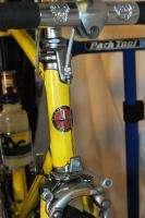 Paramount Custom Built 58cm Campagnolo Record Road bicycle bike USA