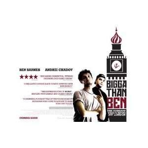 Ben Poster Movie UK 11 x 17 Inches   28cm x 44cm Ben Barnes Andrey