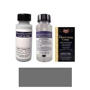 1 Oz. Dark Argent Metallic (bumper) Paint Bottle Kit for