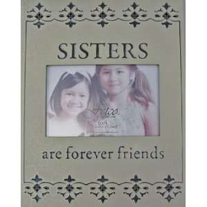 Fetco Home Decor Sisters Are Forever Friends Frame