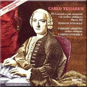 Tessarini   10 Concerti a piu strumenti con violino, op