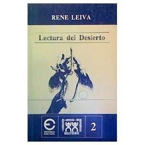 Lectura Del Desierto (Colleccion Poesta Guatemalteca #2