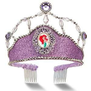 Disney Jeweled Little Mermaid Princess Ariel Tiara