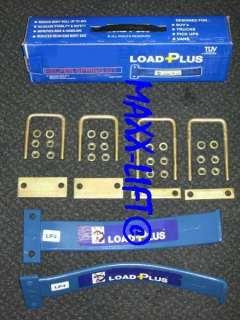 Chevrolet GMC 1500 Load Plus Overload Spring Lift Kit