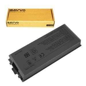 Bavvo Laptop Battery 9 cell for Dell Latitude D810