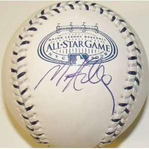 Matt Holliday Signed Ball   08 ALL STAR JSA   Autographed