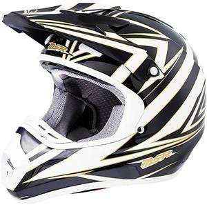 MSR Racing Velocity X Helmet   2009   2X Large/Black/Gold