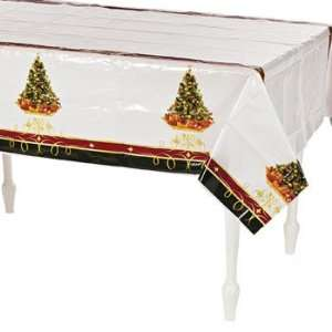 Christmas Tree Table Cover   Tableware & Table Covers