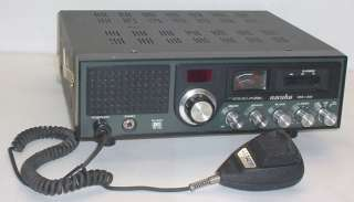 Realistic Navaho TRC 458 SSB/AM 40 Channel CB Transceiver with Astatic
