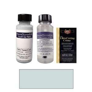 1 Oz. Light Regatta Blue Metallic Paint Bottle Kit for