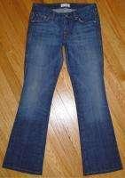 DPD Deluxe Premium Denim *Flare Leg* Jeans GOLD BLING Fleur Pkts 28 x