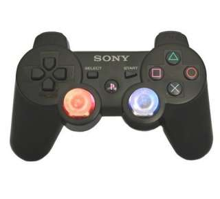 PS3 Dual Mod 8 mode Rapid Fire Dualshock3 Controller LED Lighting