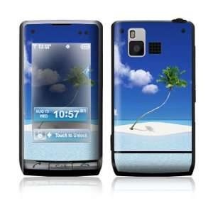LG Dare VX9700 Skin Sticker Decal Cover   Welcome To