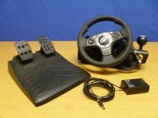 Logitech Driving Force GT Steering Wheel/Pedal Set R43