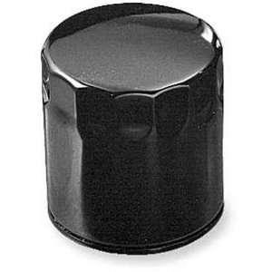 Harley Davidson Oil Filter Black Long 63805 80A Automotive
