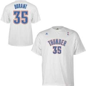 Oklahoma City Thunder Kevin Durant Gametime T Shirt