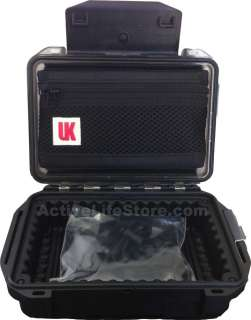 UK Pro Waterproof Gearbox 2 Camera Case for GoPro Black