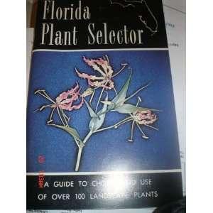 Florida Plant Selector Books