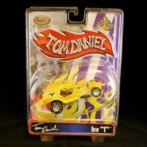 TOM DANIEL Iron Legends Die Cast Metal Replica Vehicle Toys & Games
