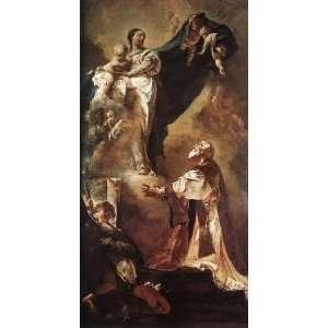 to St Philip Neri, by Piazzetta Giovanni Battista