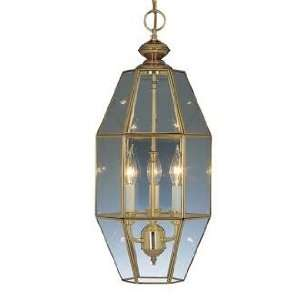 Polished Brass 10 Wide Entryway Chandelier Home Improvement