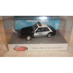 WHITE ROSE COLLECTIBLES 143 1991 5.0 FORD MUSTANG OKLAHOMA
