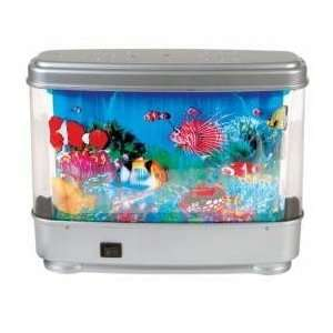 Kids Aquarium Fish Motion Lamp: Home Improvement