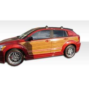 2007 2011 Dodge Caliber Racer Sideskirts Automotive