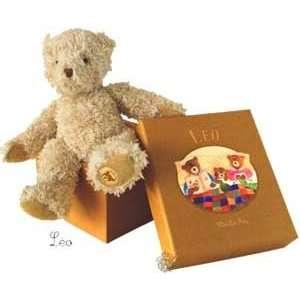 Leo Bear Baby Plush Toy Baby
