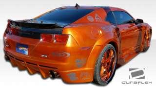 2010 2010 Chevrolet Camaro Hot Wheels Widebody Rear Fender Flares