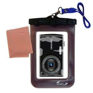 Waterproof Camera Case for the Samsung PL90 * unique floating design