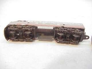 STAR LOCOS TRAIN ENGLAND N GAUGE LOCOMOTIVE + CARS SET w TRACK